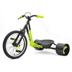Triad Counter Measure Drift Trike Neon Yellow/Black - 71081