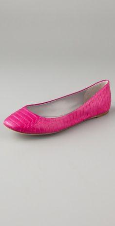 c9a09ea74686 vera wang ballet flats Funky Shoes