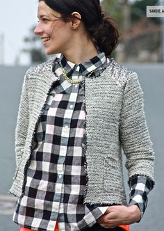 Needs this jacket - ps AMAZE new fashion blog from Lucky west coast editor - LE CATCH
