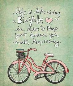 Bike's truth for life!