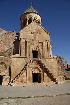 monastere de Noravank