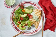 Faster, better for you and costing a fraction of the price, this speedy chicken dish beats takeaway any day of the week! Breaded Chicken, Grilled Chicken, Fresh Coriander, Tahini, How To Cook Chicken, Avocado Toast, A Food, Food Processor Recipes, Grilling