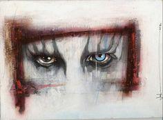 Marilyn Manson Marilyn Manson 2017, Marilyn Manson Paintings, Marilyn Manson Tattoo, Music Love, My Music, Henri Matisse, Your Paintings, Figurative Art, Rock Art
