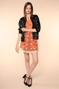 Anna Sui Resort 2014 Lookbook (Anna Sui)