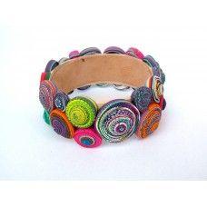 Karkötő - Spirál kollekció - 0203 Bracelets, Leather, Jewelry, Fashion, Bangles, Jewlery, Moda, Jewels, La Mode