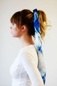 50 ways to wear a scarf | How Does She...
