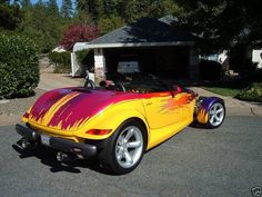 ( HOT ROD 2014 & 2015 ) - Custom Paint Ideas - Prowler Online, Plymouth/Chrysler Prowler.