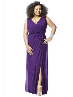 Lovelie Plus Size Bridesmaid Style 9006 http://www.dessy.com/dresses/bridesmaid/9006/?color=amethyst&colorid=1#.VIPvM8kayZQ