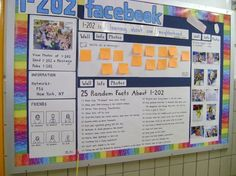 Back to school bulletin boards -