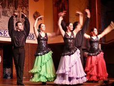 Seville, Spain - Where I fell in love with Flamenco Dancing...long ago! AJB