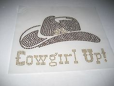 Cowgirl Up with Gorgeous Bronze & Gold Cowboy Hat by cthorses66, $9.99