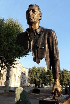 Sculptures capitale culture marseille 4 Les sculptures en bronze de Bruno Catalano