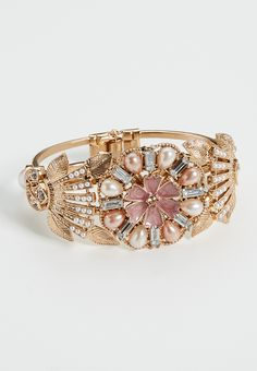 hinge bracelet with
