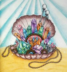 #hannakarlzon   #hannakarlzonmagiskgryning   #magicaldawn   #colortherapy   #coloringforgrownups   #adultcoloringbook   #bayan_boyan   #coloring_secrets   #arte_e_colorir   #artecomoterapia   #dayanajey  #раскраскидлявзрослых   #раскраскаантистресс
