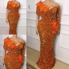 Orange Evening Dresses, Muslim Evening Dresses, African Prom Dresses, Evening Dresses For Weddings, Latest African Fashion Dresses, Cheap Evening Dresses, Mermaid Evening Dresses, Off Shoulder Evening Dress, Lace Gown Styles