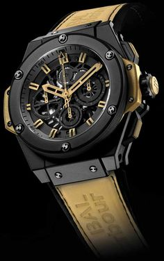 "f6194655ed2 Man s accessories Watch for him Hublot Aero Bang   King Power Aero ""Bal  Harbor"" Limited Edition Watches -"