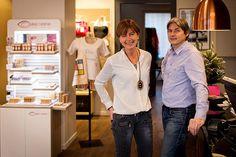 Berthelon La Boutique à Lyon : un lieu dédié spécialement aux femmes atteintes d'un cancer. Atelier offerts tous les vendredis matins avec une socio-esthéticienne.