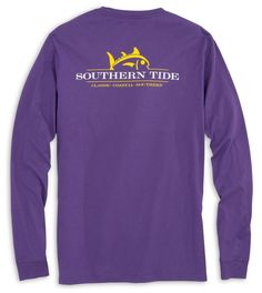 LSU Gameday Long Sleeve Graphic T-Shirt by Southern Tide