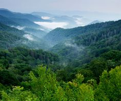 Great Smoky Mountains National Park: No. 25 World's most-visited tourist attractions