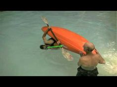 common errors when rolling a kayak