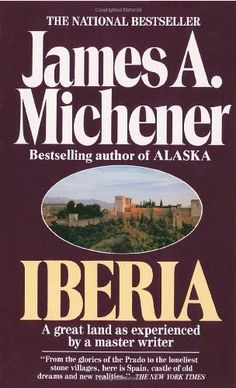 IBERIA (Spanish Travels and Reflections) by James A. Michener - http://www.amazon.com/gp/product/0449207331/ref=cm_sw_r_pi_alp_WUm3qb1QP8303