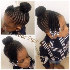 Niyah Owns Hair Cornrows - The Right Hair Styles Kids Cornrow Hairstyles, Childrens Hairstyles, Lil Girl Hairstyles, Girls Natural Hairstyles, Natural Hairstyles For Kids, Natural Hair Styles, Black Hairstyles, Teenage Hairstyles, Medium Hairstyles