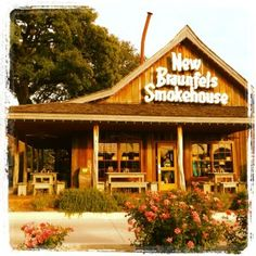 New Braunfels Smokehouse - since 1952 in New Braunfels, TX @Judi Oliver we have to go here bext time!!