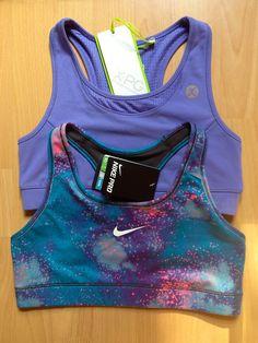 Nike Sports Bra http://www.FitnessApparelExpress.com
