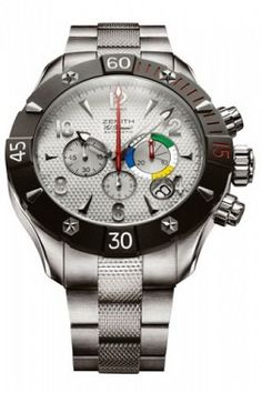 Zenith Defy Classic Chronograph Aero Mens Watch 03.0526.4000/01.M526 ¥44933