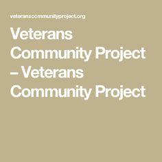 Veterans Community Project – Veterans Community Project