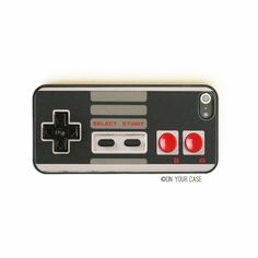 Brace yourself. That's a game controller iPhone case!