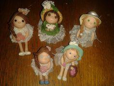 bamboline in pasta di mais