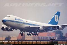 Sabena OO-SGA Boeing 747-129(M) aircraft picture