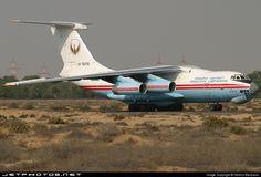 Tashkent Aircraft Production Corporation Ilyushin IL-76TD