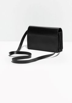 & Other Stories   Small Pleated Shoulder Bag