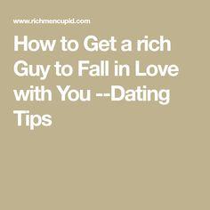 Advantages of dating a millionaire