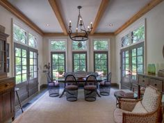 537 Hillside Drive, Atlanta GA: The Definition of Dutch Colonial For sale Posted on: July 6th, 2012 $1.85 mill, Sunroom / breakfast room....I would never leave.
