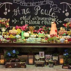 festa de aniversario da Ana Paula Siebert