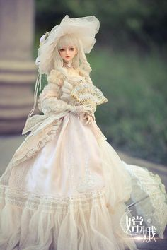 Order from the total online bjd shop at Dolk Station, dealing with over boll jointed dolls, outfits, wigs, etc. Your total online bjd shop. Anime Dolls, Bjd Dolls, Barbie Dolls, Pretty Dolls, Beautiful Dolls, Desi Wedding Dresses, Dolly Doll, Cute Baby Dolls, Kawaii Doll