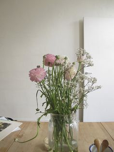 I want fresh flowers in my home. Dried Flower Bouquet, Dried Flowers, Fresh Flowers, My Flower, Flower Power, Happy Flowers, Design Your Home, Trees To Plant, Indoor Plants