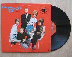 "The B-52's ""Wild Planet"" Vinyl Record Original 1980 Classic New Wave Punk"