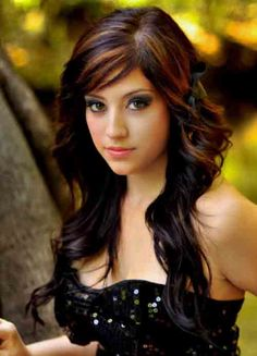 this color is great for summer, the highlights should complement your hair color not over power it
