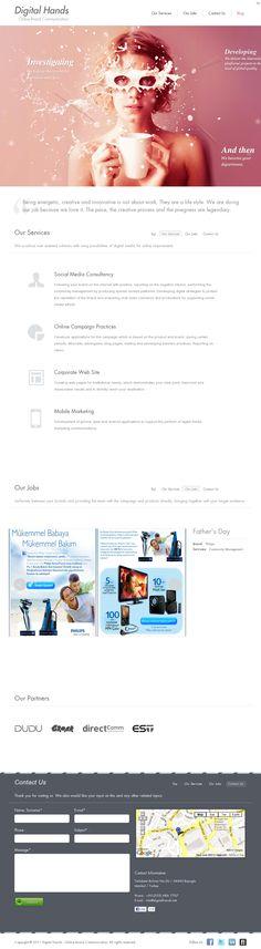 #cool #html5 #web #design