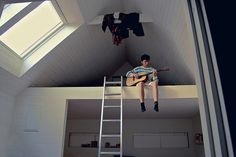 Put a bed in the attic