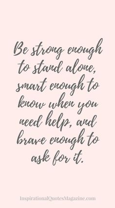 Inspirational Quote about Strength - Visit us at InspirationalQuot... for the best inspirational quotes!