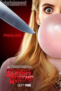 'Scream Queens' exclusive: See 3 new posters for fall's horror comedy | EW.com - Emma Roberts