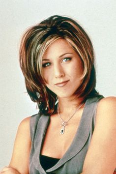 What does it take to start a beauty revolution? Apparently this hairstyle, created in 1994 by Chris McMillan for Aniston's role on Friends. The bouncy cut, which came to be known as The Rachel, after her character on the show, defined a decade and remains one of the most well known looks to this day.   - Redbook.com