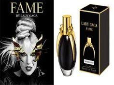 Lady Gaga Fame fragrances