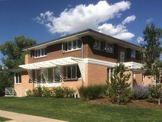 Hitchcock house, Laramie, WY