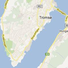 Otra página de hoteles que marqué como favorita cuando estaba buscando dónde quedarme en Tromso